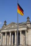 Le Reichstag photos stock