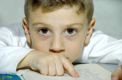 Le relevé d'enfant Image libre de droits