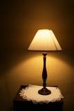 Le relevé rêveur tendre. Image stock