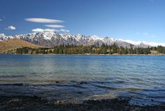 Le Remarkables Photographie stock