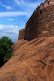 Le rempart de fort Photos stock