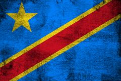 Le Republic Of The Congo Democratic illustration stock