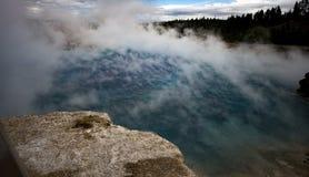 Le ressort naturel majestueux Images libres de droits