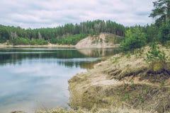 Le ressort viennent en Lettonie Photos stock