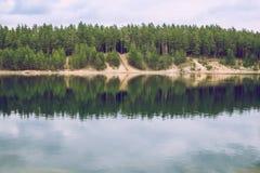 Le ressort viennent en Lettonie Photographie stock