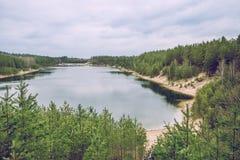 Le ressort viennent en Lettonie Image libre de droits