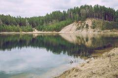 Le ressort viennent en Lettonie Images libres de droits