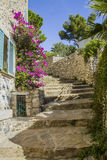 Le Revest-Les-Eaux. An old village in Provence Royalty Free Stock Images