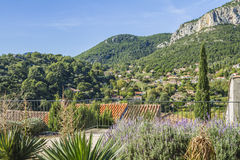 Le Revest-Les-Eaux. An old village in Provence Royalty Free Stock Photos