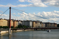Le Rhône Images stock