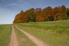 Le Ridgeway Images libres de droits