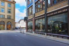 Le Riquethaus de Leipzig images stock