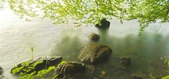 Le rivage photos stock