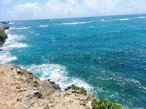 Le rive delle serie di Honolulu Fotografia Stock Libera da Diritti