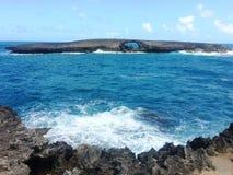 Le rive delle serie di Honolulu Immagine Stock