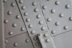 Le rivet fortement peint dirige le fond Photographie stock libre de droits