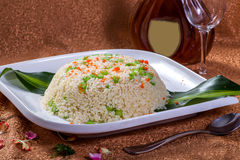 Le riz frit de Yangzhou photographie stock