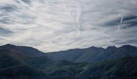 Le rocce dell'isola di Elba vicino a Portoferraio Fotografie Stock Libere da Diritti