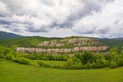 Le rocce di Lakatnik, Bulgaria Fotografia Stock Libera da Diritti