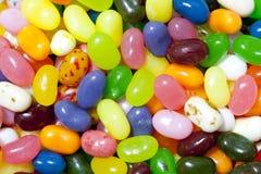 Le rocce hanno colorato le caramelle Immagine Stock