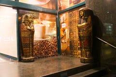 Le Roi égyptien Tut Coffin photographie stock libre de droits