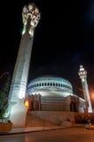 Le Roi Abdullah Mosque - Amman, Jordanie Photos stock