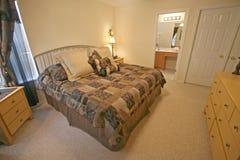 Le Roi chambre à coucher principale Photo libre de droits