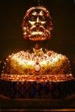Le Roi Charlemagne Image libre de droits