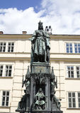 Le Roi Charles IV Image stock