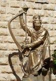 Le Roi David photos stock