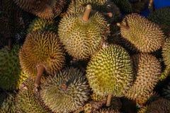 Le roi du fruit est durian frais et mûr photo stock