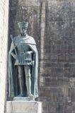 Le Roi Duarte, Portugal Photos libres de droits