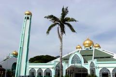 Le Roi Khaled Mosque 2 images libres de droits