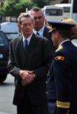 Le Roi Mihai I de la Roumanie (11) Image stock