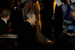 Le Roi Mihai I de la Roumanie Photos stock