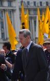 Le Roi Mihai I de la Roumanie Images libres de droits