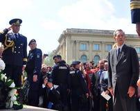 Le Roi Mihai I de la Roumanie (5) Photos libres de droits