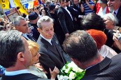 Le Roi Mihai I de la Roumanie (6) Photo libre de droits