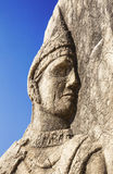 Le Roi Mithridates font face Photo libre de droits