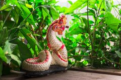 Le Roi Of Nagas Photos stock