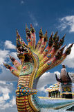 Le Roi Of Nagas Image libre de droits