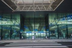 Le Roi Shaka Airport Entrance Photo libre de droits