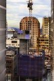 Le Roi St New Construct Vert de CBD Photographie stock