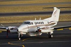 Le Roi superbe Air B 200 de Beechcraft Image libre de droits