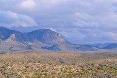 Le Roi Tut Profile sur l'extrémité des falaises grandes de lavage Photographie stock