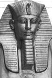 Le Roi Tut Statue Photos stock