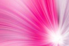 Le rose abstrait courbe le fond illustration libre de droits