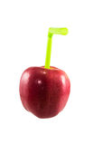 Apple illustration stock
