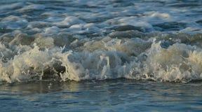 Le roulement de vagues photographie stock libre de droits