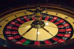 Le roulette dinamiche in casinò Fotografia Stock Libera da Diritti